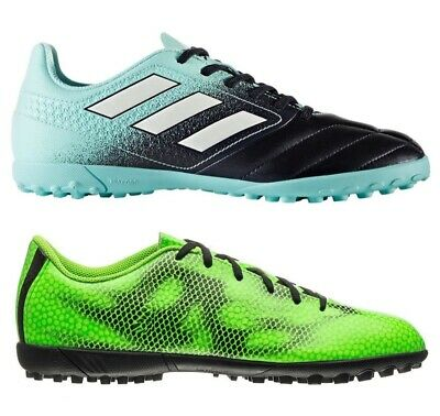 adidas F5 TFX Boys Astro Turf Football Trainers Junior Kids Soccer Boots Shoes