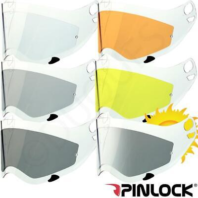 Arai Tour X4  Pinlock Antifog Inserts - Choice of colours