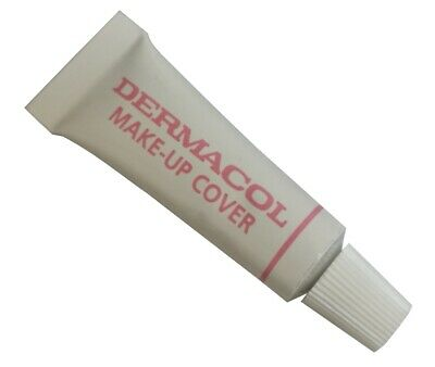 DERMACOL AUTHENTIC MAKE UP COVER FOUNDATION SAMPLE 4g HIGH COVERING CONCEALER