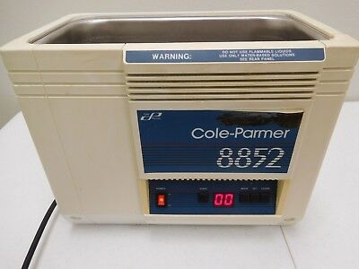 Cole-Parmer Instruments 8852 Ultra-Sonic Cleaner *NO LID*