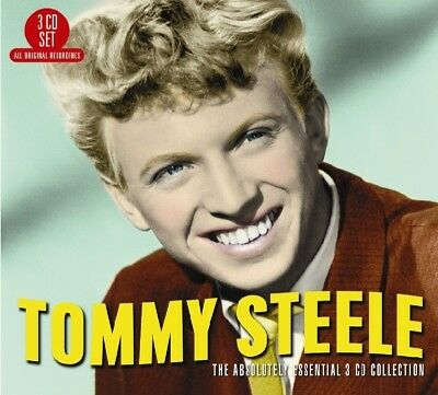 Tommy Steele - Absolutely Essential Collection 3 Cd New+