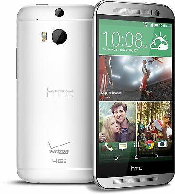 1:1 Dummy Non-Working Display Phone HTC One M8 - Glacial Silver