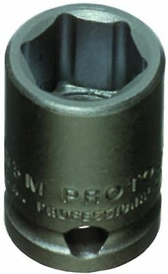 "Stanley Proto J7213M 3/8"" Drive Impact Socket, 13mm, 6 Point"