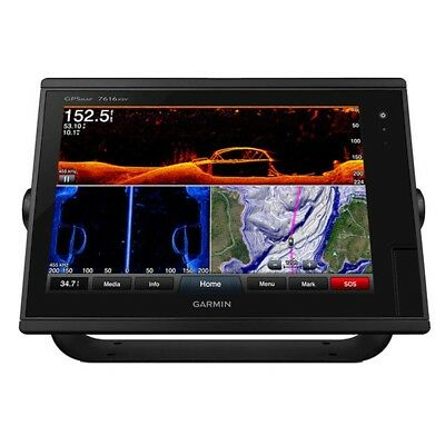 Garmin GPSMAP 7616xsv J1939 Widescreen Network Capable Chartplotter 010-01402-13
