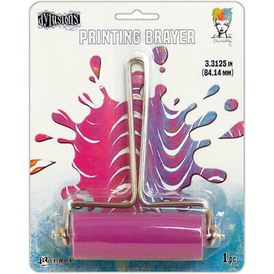 Gel Press Plate Brayer Medium Rubber Roller Dylusions Dina Wakley Ranger