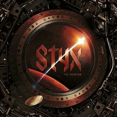 Styx - The Mission   Cd New+
