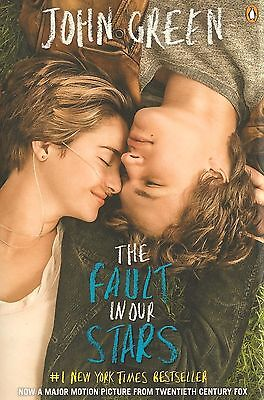 Shailene Woodley The Fault In Our Stars John Green Movie Tie-In AUTOGRAPHED