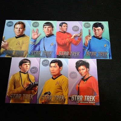 Dave and Buster's Star Trek Non Foil Arcade Card Set Lot - Tribbles