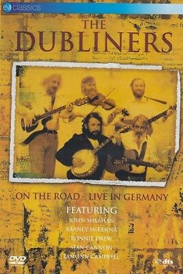 The Dubliners - On The Road: Live In Germany  Dvd New+