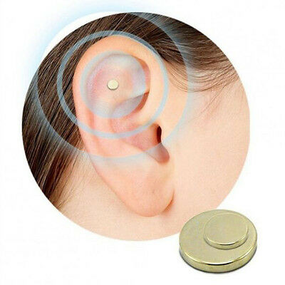 2X Loss Weight Auricular Therapy Magnet Quit Smoking Patch Anti-Smoking Gadget