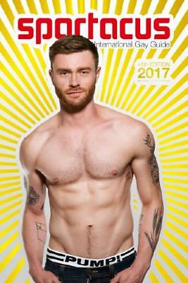 Spartacus International Gay Guide 2017 by Briand Bedford-Eichler (author)