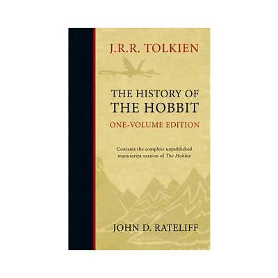 The History of 'The Hobbit' by J.R. R. Tolkien (author), John Rateliff (author)