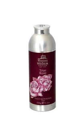 Woods of Windsor True Rose Talco donna 100 ml | cod. V01947 IT