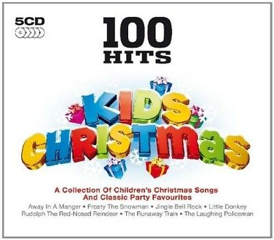 Nat King Cole Weihnachtslieder.100 Hits Kids Christmas 5 Cd Dean Martin Perry Como Nat King Cole New