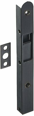 Ultra Hardware 06432 Bolt Flush, Oil Rubbed Bronze, 7-1/16""