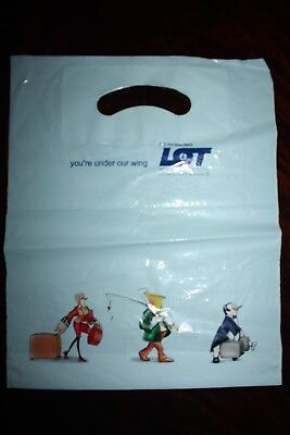 Lot Polish Airlines Caryy On Bag Tragetasche
