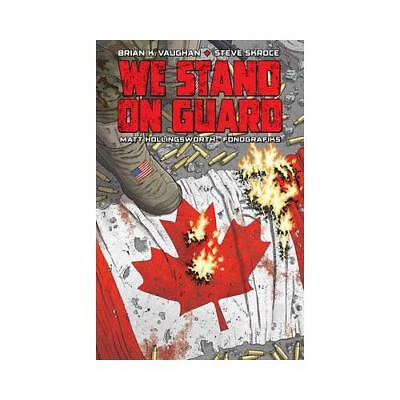 We Stand on Guard by Brian K Vaughan, Steve Skroce (artist)