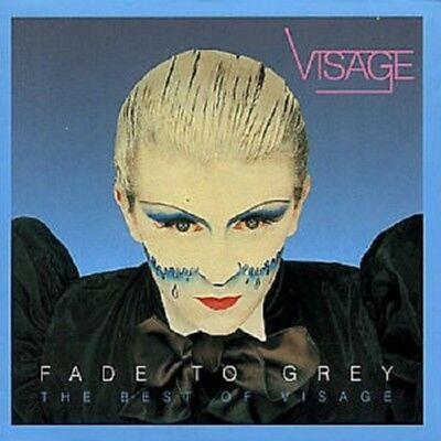 """Visage """"the Singles Collection"""" Cd New+"""