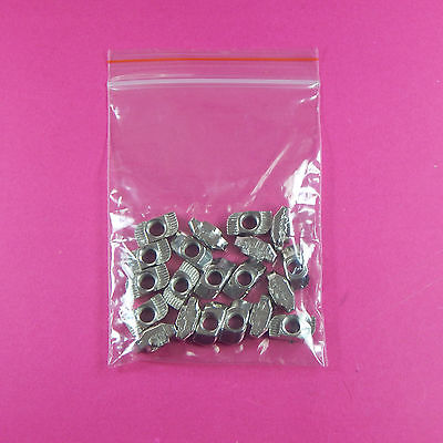 20 of M6 Hammer Nut T For 3030 Profile