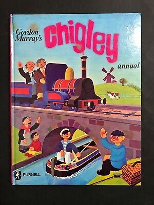 Gordon Murray's Chigley Annual From 1969, By Purnell