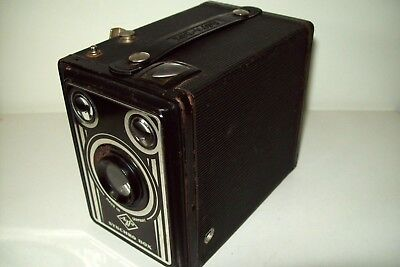 Agfa Synchro box 600 Vintage camera Made in Germany, circa 1956