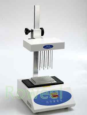 Analytical Nitrogen evaporators sample concentration 96 position heating syst M@