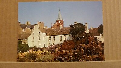 Postcard unposted Orkney Kirkwall Tankerness house and gardens