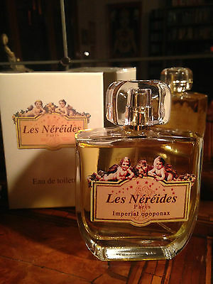 Rare! Imperial Opoponax by Les Nereides EDT 100 ml Old Version