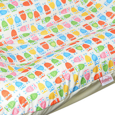 Poddle & Toddle Pod Baby Pod REMOVABLE COVER ONLY - Hoots (Water Resistant)