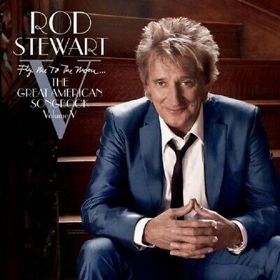 Rod Stewart - Fly Me To The Moon... The Great American Songbook Vol. V - UnKnown