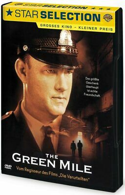 Green Mile, The (DVD) Min: 181DD 5.1WS 1,85:1 - Warner 1000053710 - (DVD Video /