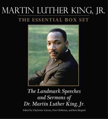 Martin Luther King: The Essential Box Set The Landmark Speeches... 9781600248504