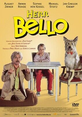 Herr Bello - Highlight Constantin 7684508 - (DVD Video / Kinderfilm)