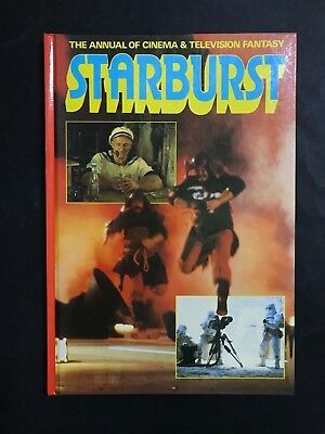 Starburst Annual Cinema & Television Fantasy From 1981