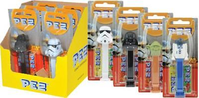 Pez Dispenser Star Wars 17g - 1 piece only