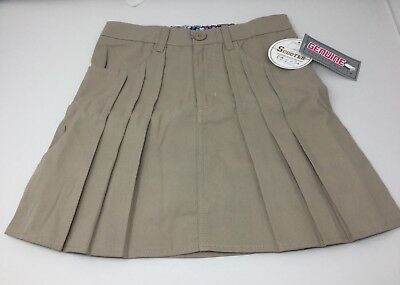 Genuine School Uniform Scooter Skirt Girls Size 14 NWT
