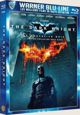 Batman - The Dark Knight - Edition Collector 2 Disc - Blu-ray Neuf sous Blister