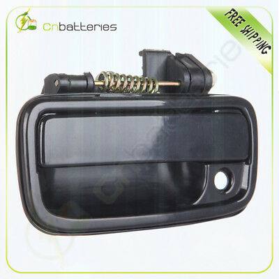For 95-04 Toyota Tacoma Black Exterior OutsideFront Left Driver Side Door Handle
