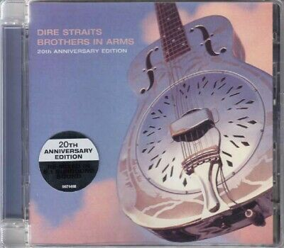 Dire Straits - Brothers In Arms (20th Anniversary Edition) (Musik-CD)