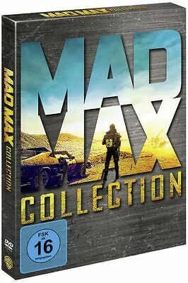Mad Max Collection - Warner 1000576365 - (DVD Video / Action)