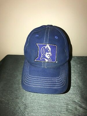 40c966cc727 Nike Duke Blue Devils Strapback Cap - One Size Adjustable Hat