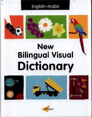 New Bilingual Visual Dictionary. English-Arabic by Sedat Turhan, Anna Martine...