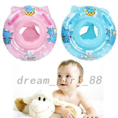 Baby Kids Toddler Infant Swim Float Inflatable Swimming Ring Swim Toy AU Post