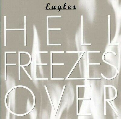 Eagles - Hell Freezes Over (Musik-CD)