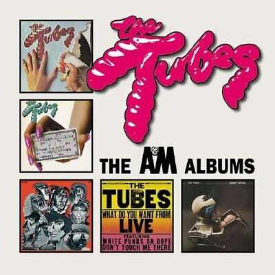 The Tubes - The A&M Albums (Musik-CD)