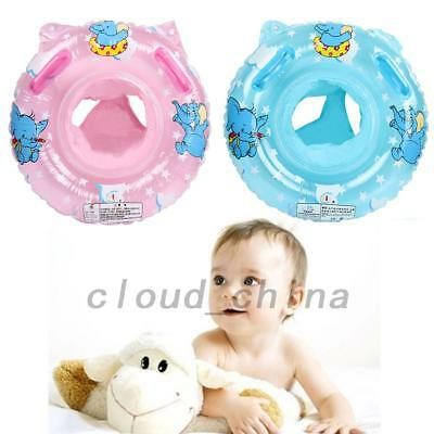 Baby Kids Toddler Infant Swim Float Inflatable Swimming Ring Swim Toy AU Local
