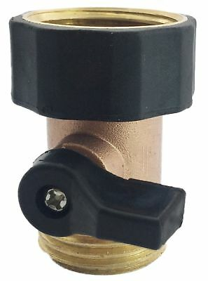 SOMMERLAND A1002 Heavy Duty Brass Garden Hose Shut Off Valve New  sc 1 st  PicClick & SOMMERLAND A1002 HEAVY Duty Brass Garden Hose Shut Off Valve New ...