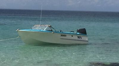 Caribbean Runabout 4.75mtr