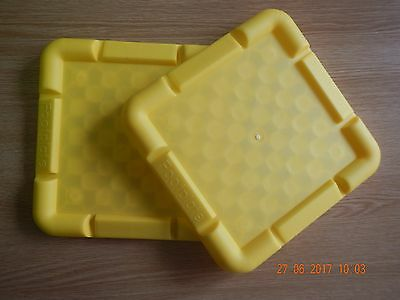 5 Plastic Scaffold Tredda plates direct from UK manufacturer
