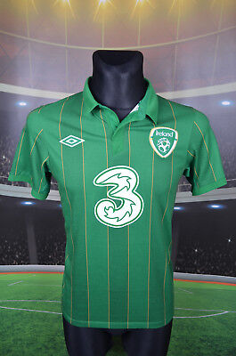 "Ireland Eire Umbro 2011-12 Home Football Soccer Shirt (36"") Jersey Top Trikot"